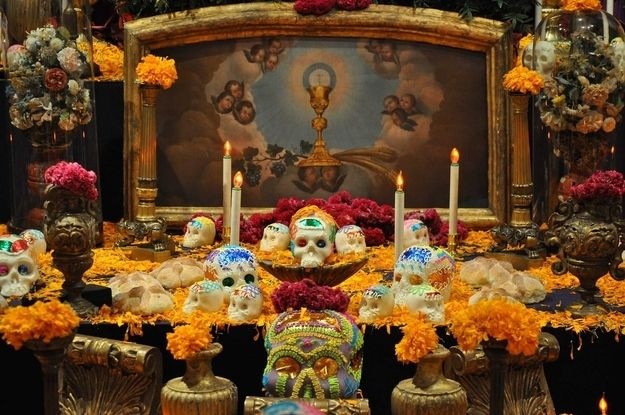 Dia De Los Muertos (Day of the Dead) – Welcoming the Dead – Part ...